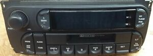 Dodge Rbb Cassette Cdc Radio Factory Original Oem Jeep Stereo New Take Out