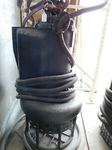Used Rebuilt Unknown Sewage Pump 29