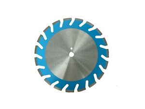 14 inch Segmented Laser Welded Diamond Blade Cut Brick And Refractory Wet dry
