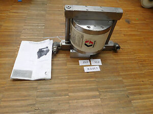 Graco 001 200 dp Diaphragm Pump Stainless Steel Temp 5 To 176 f Max 8 Bar