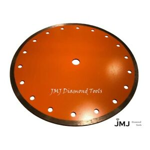 10 inch Premium S Continuous Diamond Blade For Cutting Tile In Dry wet