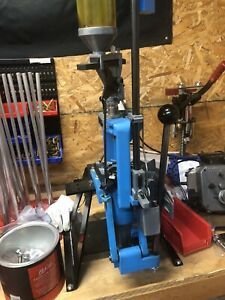 Dillon 550 Reloading Press With 4010mm Conversion And In-line Mount $450.00