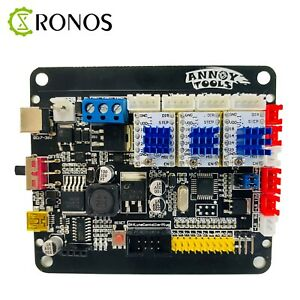 Grbl1 1 Tmc2208 Controller Control Board 3axis Stepper Motor With Offline Usb