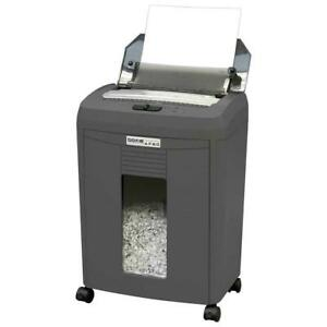 Boxis Model Af60 Autoshred 60 sheet Autofeed Microcut Shredder