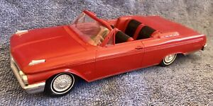 Vintage 1962 Ford Sunliner Convertible Dealer Promo Model