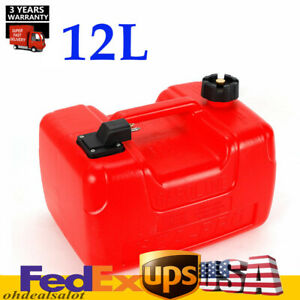 Boat Engine Fuel Tank Portable Gas Tank Connection 3 2 Gallon Outboard Gasoline
