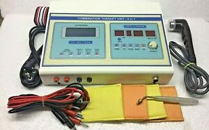 Electro Therapy 4 In 1 Combo Advance Ultrasonic Ultrasound Machine