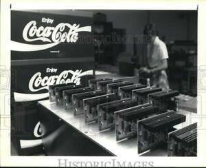 Press Photo Computer Mother Boars for Coca-Cola Dispenser Machines by Lancer