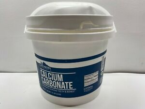 Earthborn Elements Calcium Carbonate Highest Quality Food Grade 1gal 8lbs
