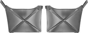 1939 Ford Deluxe 1940 And 40 41 Pickup Front Fender Braces Aprons 91a 16088 9