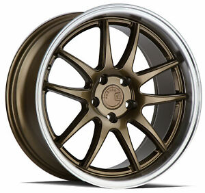 Aodhan Ds02 Ds2 18x8 5 18x9 5 5x114 3 35 30 Bronze Wheels 4 73 1 18 Inch Stagg