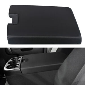 Car Armrest Center Console Lid Cover Fit For Chevy Silverado Tahoe Suburban Gmc
