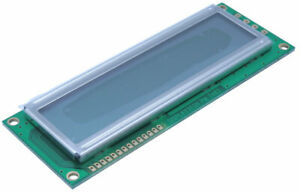 New Displaytech 20 X 2 Character Lcd Display Module Pm2487