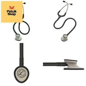 3m Littmann Lightweight Ii S e Stethoscope Black Tube 28 Inch 2450