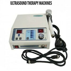 1mhz Therapy Ultrasound Therapy Ultrasonic Physiotherapy Heathcare Equipments