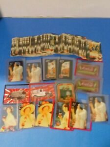 RARE COCA COLA PHONE CARD LOT OF 111. $1 $2 $5 $10 $25 ALL UNSCRATCHED UNUSED.