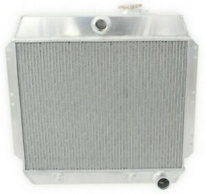For 1949 1952 Chevrolet Chevy Fleetline Styleline Deluxe 3 5 3 8l 3 9l Radiator