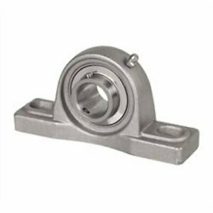 Sucp205 16 1 Inch Stainless Steel Pillow Block Bearing Unit Sucsp205 16 Solid