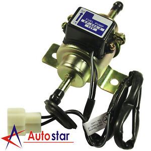 Brand New 12v Universal Low Pressure Gas Diesel Electric Fuel Pump