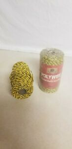 American Farm Works Polywire Portable Electric Fence Wire 1320ft 1 Pack