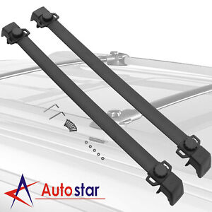 New Fits 2015 2019 Jeep Renegade Aluminum Luggage Rack Cross Bars Cargo Carrier