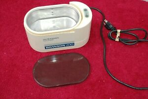 1 Used Branson 200 Ultrasonic Cleaner