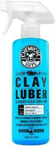 Luber Synthetic Lubricant Paint And Detailer 16ft Oz Slick Clay Bars New
