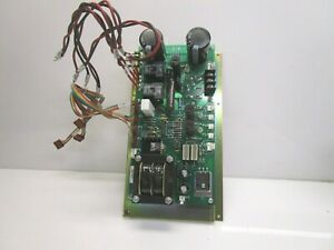 Haas Automation 34 4025l Servo Drive Sub assembly Power Supply