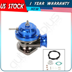Universal Type Rs For Turbo Blow Off Valve Bov 2 5 Flange Pipe Blue Longlife