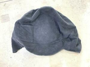 05 09 Hummer H2 Carpeted Spare Tire Cover Oem