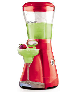 Margarita Slush Maker Machine Ice Shaved Smoothie Frozen Drink Slushie Beverage