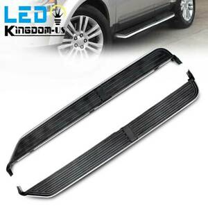 Running Boards For 2005 2016 Land Rover Discovery Lr3 Lr4 Side Steps Nerf Bars