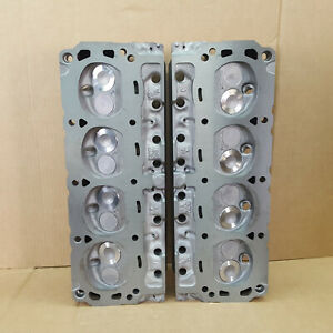 Reconditioned Ford 302 5 0 Cylinder Heads C8oe J 68 73 W Rocker Studs