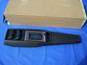 New 1968 Camaro Console Gauge Cluster Powerglide Auto Gm Licensed Assembled