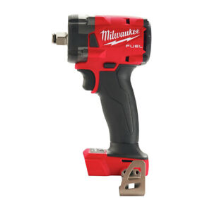 Milwaukee 2855 20 M18 Fuel Li ion Bl 1 2 In Impact Wrench tool Only New