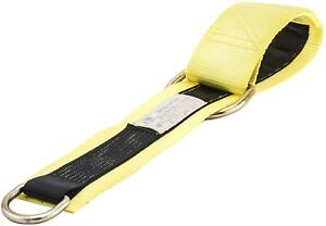 Safety Anchor Cross Arm Strap Beam Choker Fall Arrest System Harness Lanyard Us