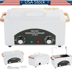 Dry Heat Sterilizer Cabinet Beauty Tattoo Disinfect Machine With Automatic Timer
