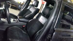 14 19 Jeep Grand Cherokee Srt 8 Leather Suede Seat Set Front Rear Oem