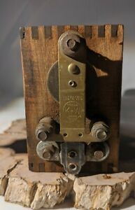 Antique Ford Model T Kw Wooden Buzz Box Ignition Coil Vintage