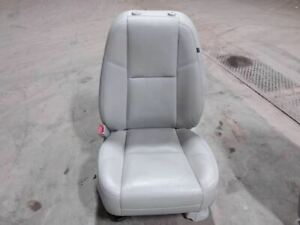 Driver Front Seat Bucket bench Seat Opt An3 Fits 10 11 Avalanche 1500 838505