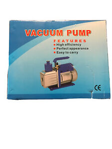 4cf 2 Stages Vacuum Pump 3hp Air Conditioning 3x10 1pa 250v