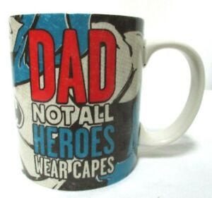 DC Comics Batman Coffee Mug Dad