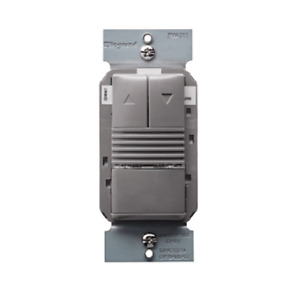 Wattstopper Passive Infrared 0 10 Volt Dimming Wall Switch Occupancy Sensor Gray