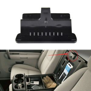 Center Console Armrest Lid Latch For Chevy Silverado 1500 2500 Gmc Tahoe Yukon
