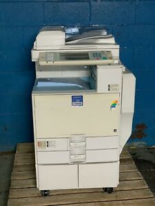 Ricoh Savin C2828 Color Laser Copier Printer Scanner Mfp Tested