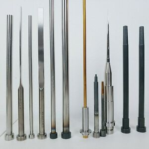 Customized Ejector Core Valve Pins Sleeve For Plastic Or Die Cast Mold