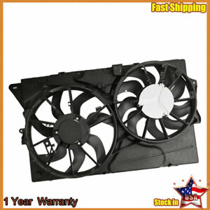 Radiator Cooling Fan Assembly For Ford Taurus 2013 2018 Explorer 621 564