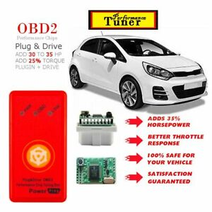 For 2001 2020 Kia Rio Performance Tuning Chip Power Tuner Programmer