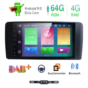 Android 9 For Mercedes Benz Ml320 Ml350 Gl320 Gl350 Car Radio Stereo Gps Navi