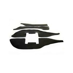 Daystar Body Lift Gap Guards For Nissan Titan 04 07 2wd 4wd Pa6421 W tool Box